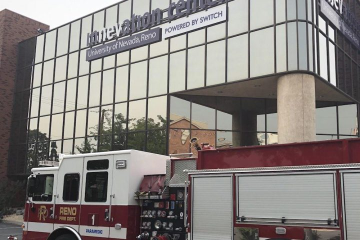 reno fire department uses SimpleSense technology